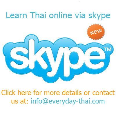 Study Thai in Bangkok